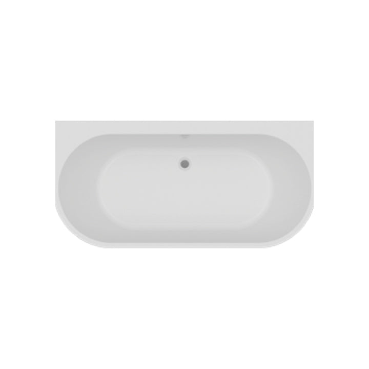 Duravit 'Angelo' 1700 x 750 mm Bathtub in White