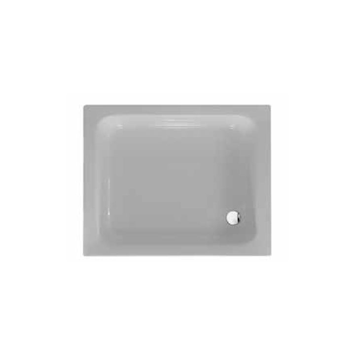 Durvait Shower Trays - Rectangular shower tray Built-in with antislip - 900 x 750 mm