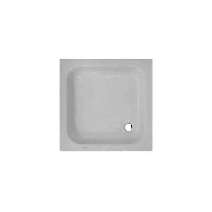 Durvait Shower Trays - Square shower tray built-in with antislip