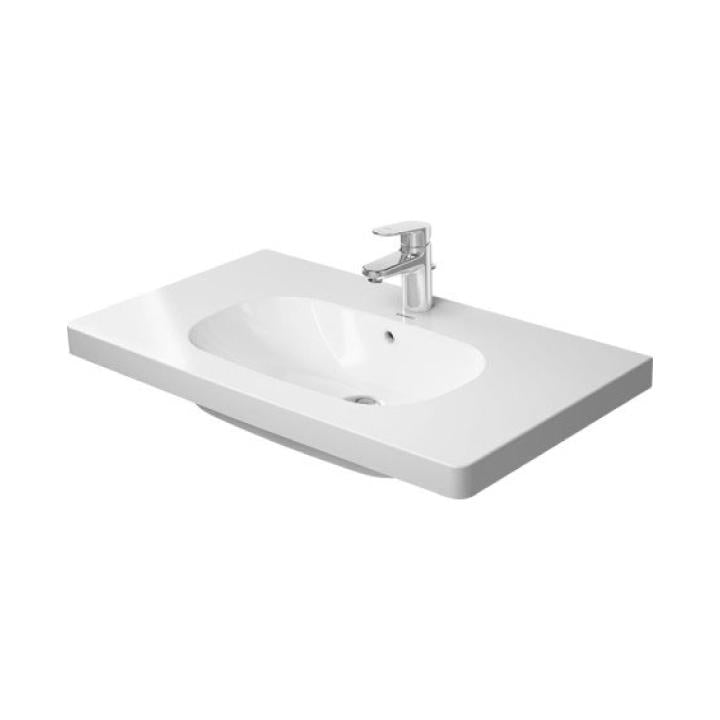Duravit 'D-Code' Furniture Washbasin in White