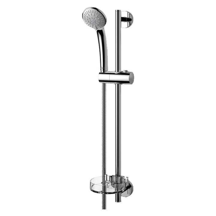 Shower - Ideal rain (3 functions, with 1 soap holder)