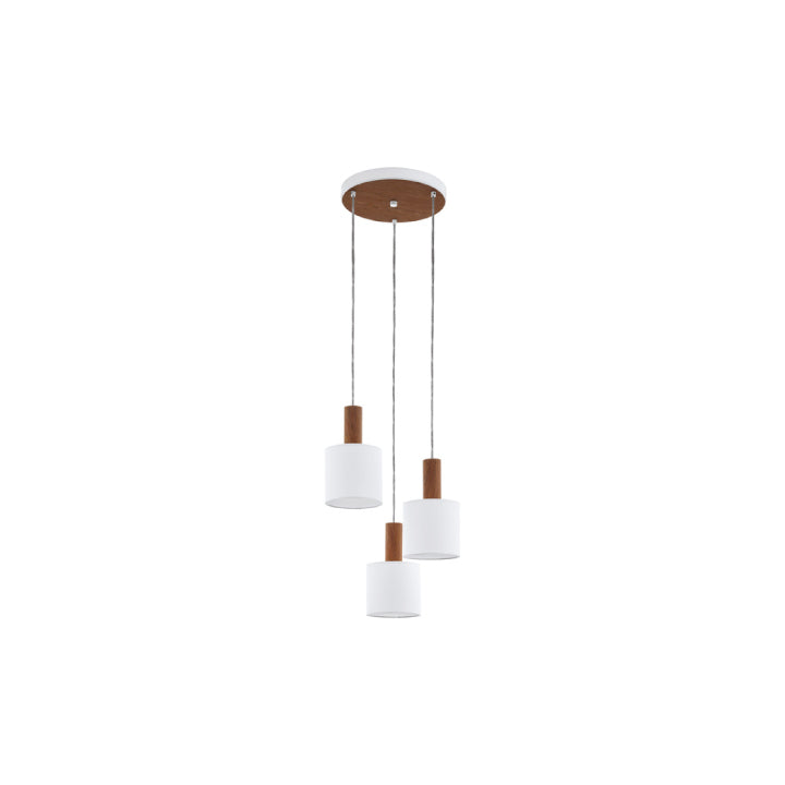 EGLO 'Conessa 3' Pendant light