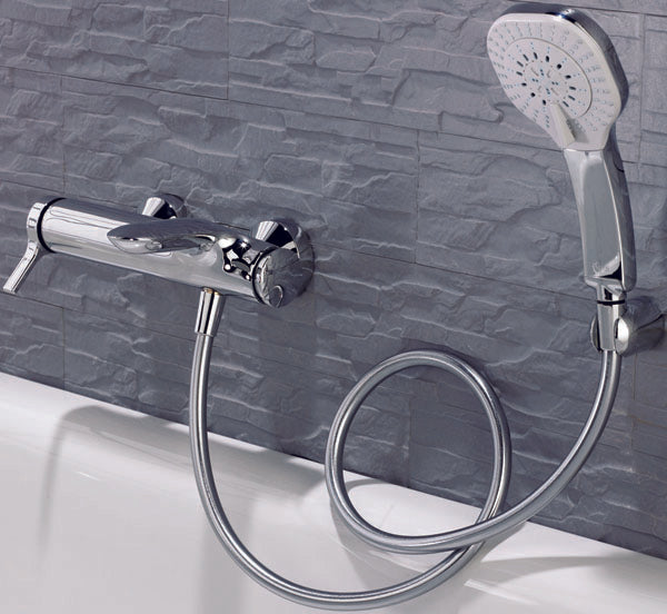 Ideal Standard - Bath mixer - Melange - Bath & shower mixer with shower set
