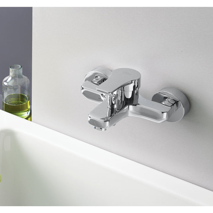 Bath mixer - Concept 200 - Single lever - with most shower hose