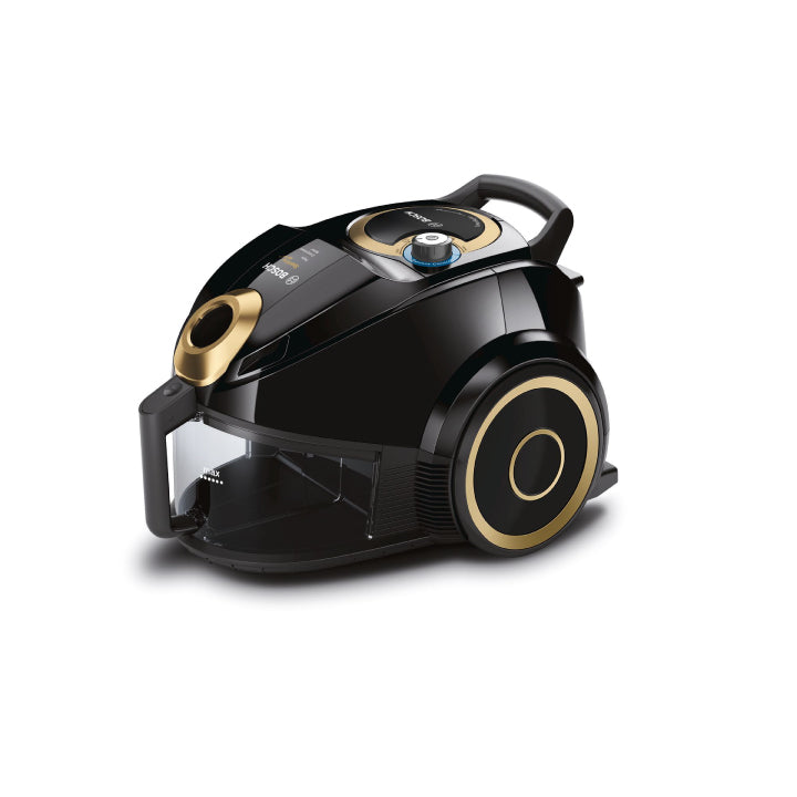 Bosch Bagless Vacuum Cleaner Runn'n Black 1400W