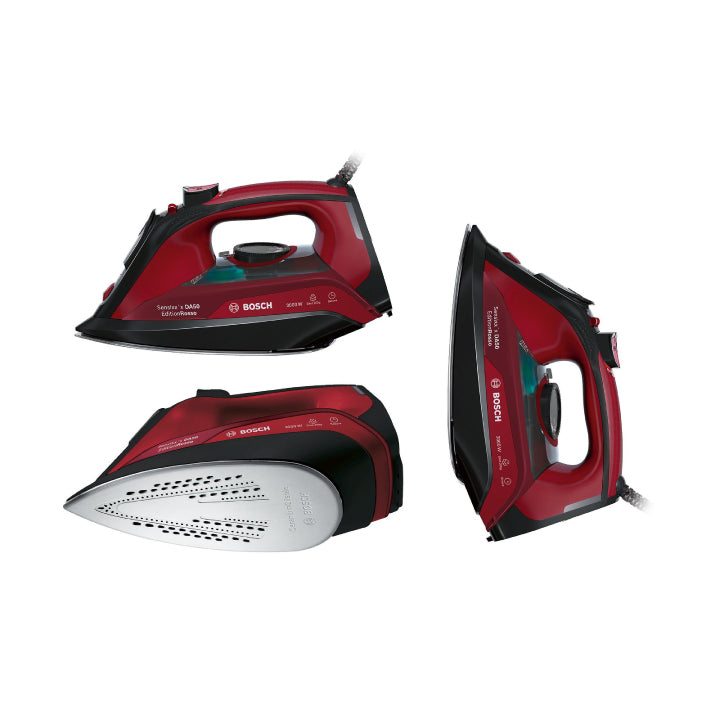 Bosch Steam Iron Sensixx'x dA50 Editionrosso