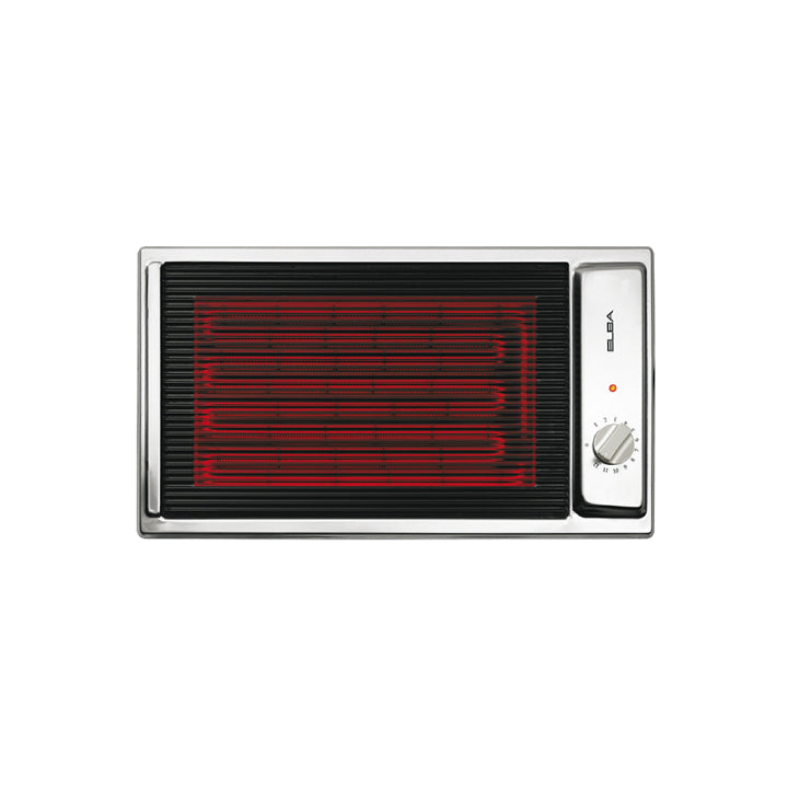 Elba 30 cm Stainless Steel Grill
