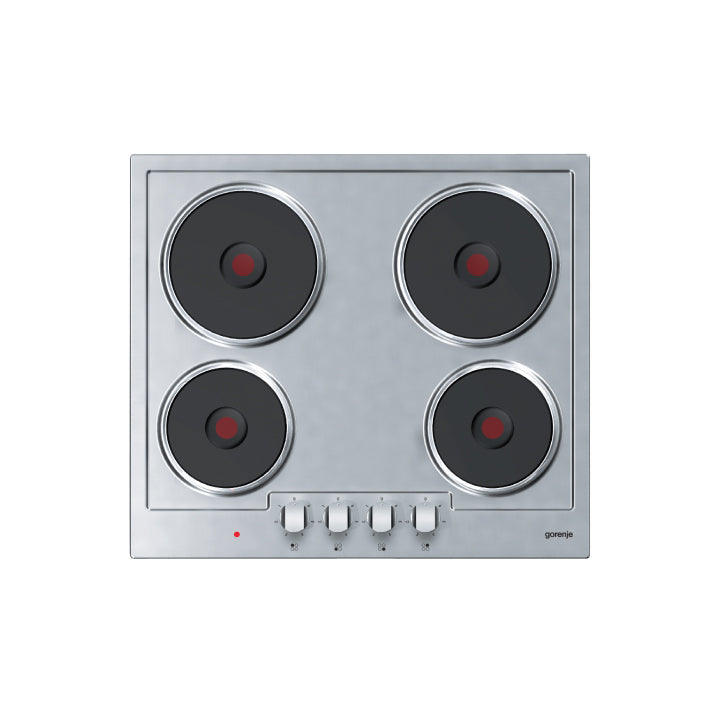 Gorenje 60cm Stainless Steel Electric Hob