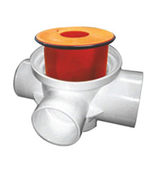 Floor drain with water preventer