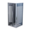 Shower enclosure - Art shower tray Door unit  - Folding