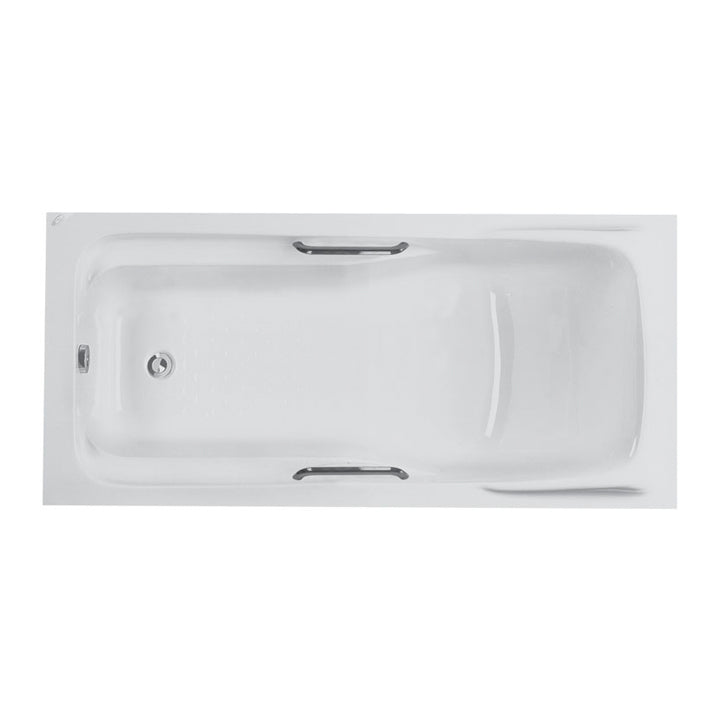 Ideal Standard - Bathtub - Conca - 170 × 80 cm - With handgrips