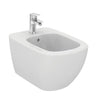 Ideal Standard 'Tesi' Wall Hung Bidet