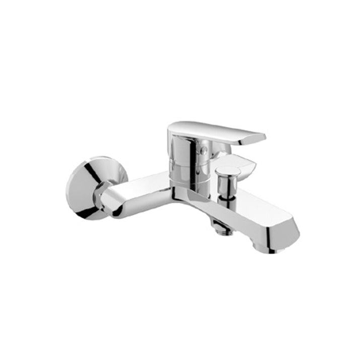 Duravit 'A.103' Single Lever Bath Mixer in Chrome