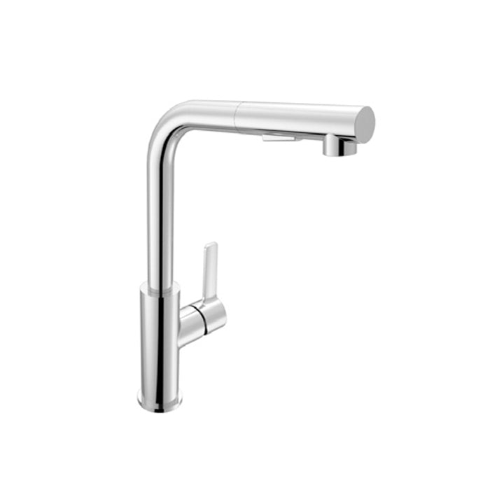 Durvait kitchen mixer - Y998 - Single lever pull-out kitchen mixer - Chrome
