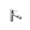 Duravit 'A.101' Single Lever Bidet Mixer in Chrome