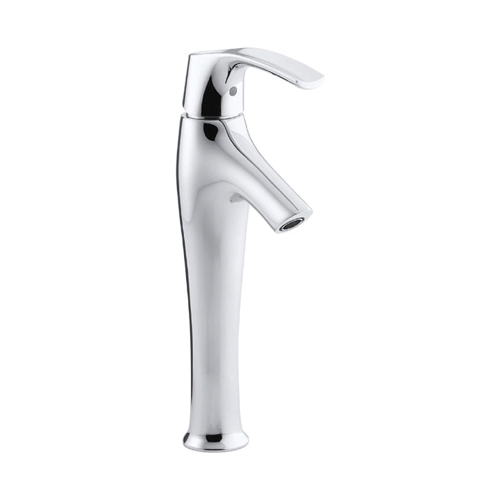 Sink mixer - Symbol - Tall single handle - Polished chrome