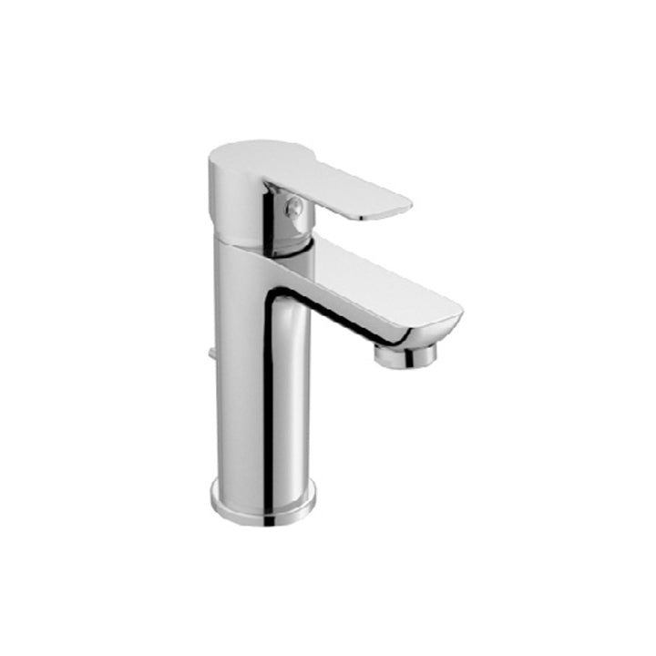 Duravit 'A.101' M Size Single Lever Basin Mixer in Chrome