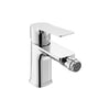 Duravit 'B.101' Single Lever Bidet Mixer in Chrome