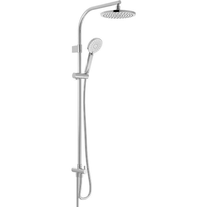 Duravit Combi Shower in Chrome