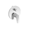 Duravit 'A.102' Single Lever Bath Mixer for Concealed Installation in Chrome