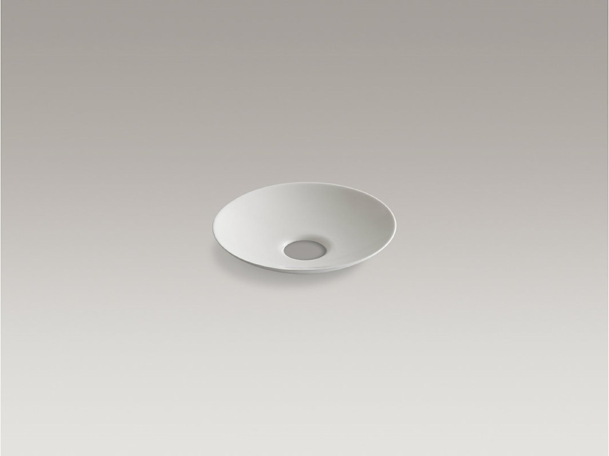 Kohler Sink Purist Open-bottom Hand In White porcelain