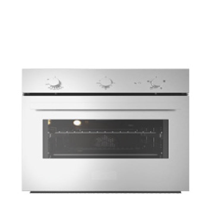 White Westinghouse Built In Electric Oven 90 cm