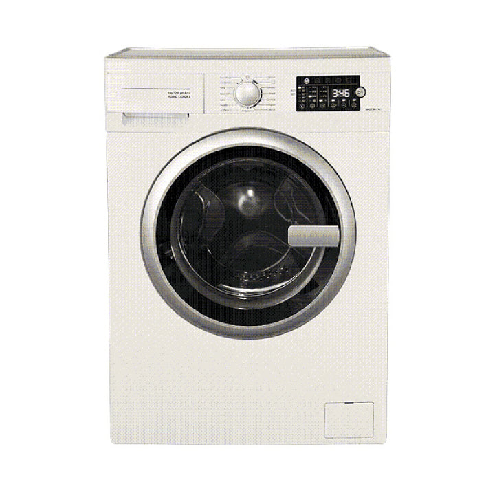 White Westinghouse Washing Machine With Dryer 10.5 kg