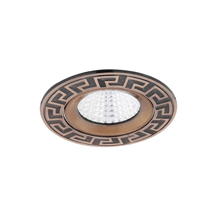 Brilliant Recessed LED Spot Light 45x88 mm