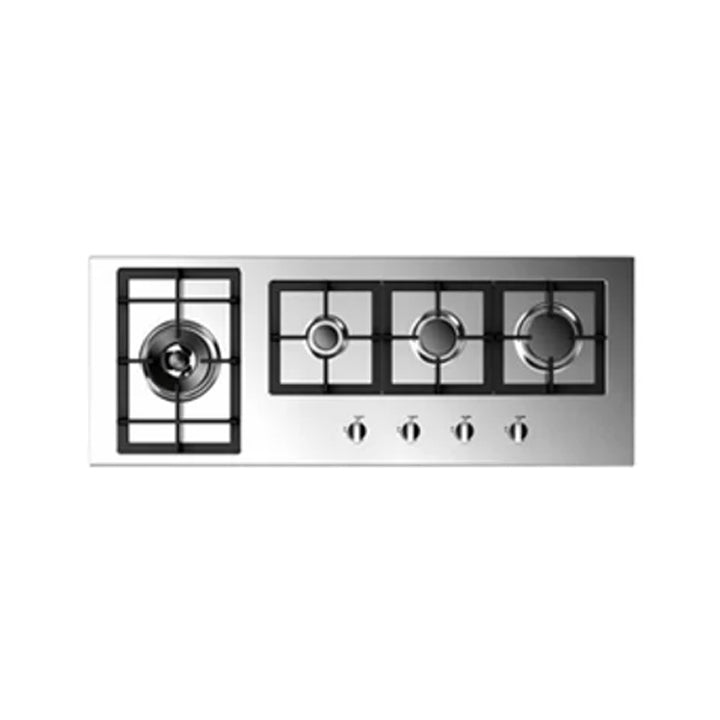Fagor 115cm Stainless steel Built In Gas Hob