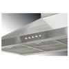Fagor 60cm Stainless Steel Wall Decorative Cooker Hood