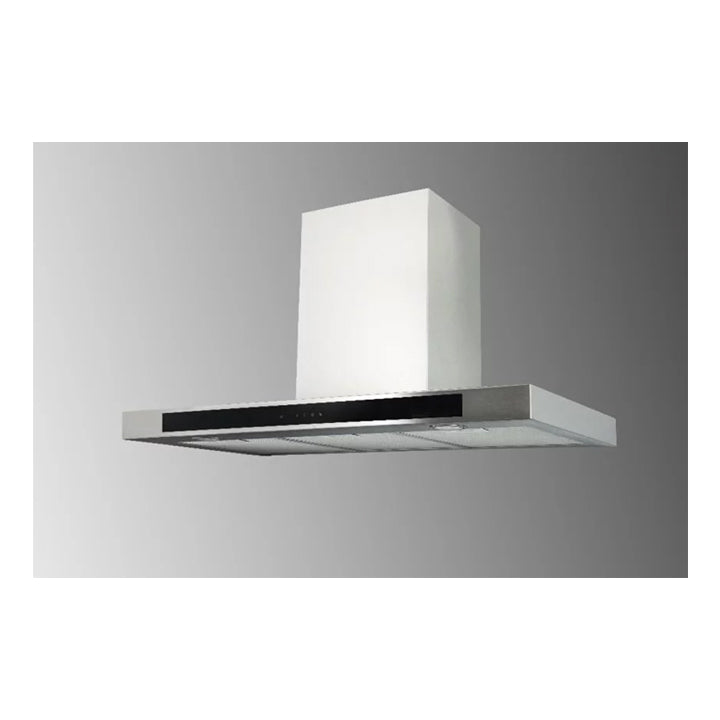 Fagor 90cm Stainless Steel Wall Mounting Decorative Cooker Hood