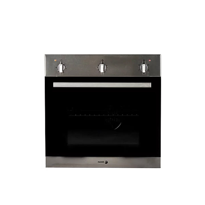 Fagor 60cm Stainless Steel Electric Oven 5 Functions