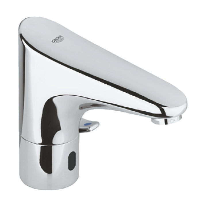 "Grohe 'Europlus E' Infra-red Electronic Basin Mixer 1/2"" with Mixing Device and Adjus..."