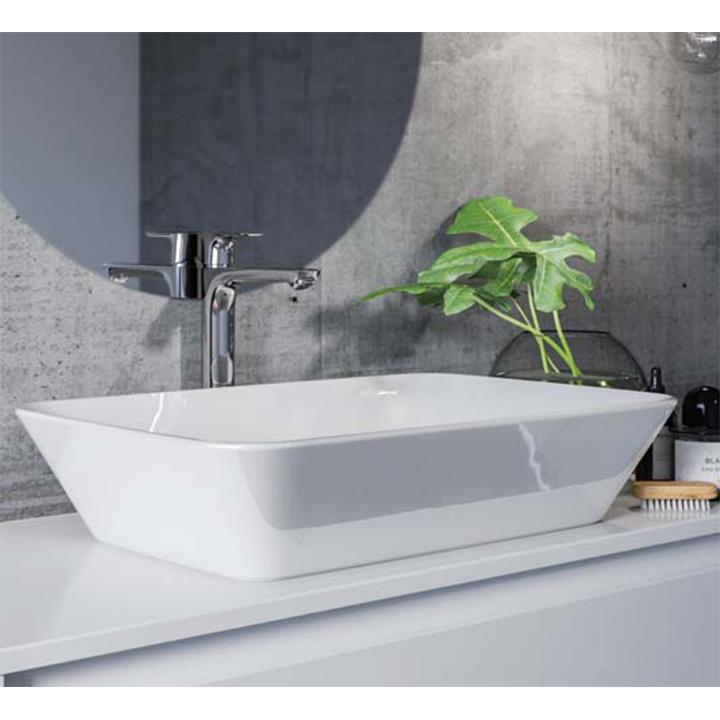 Ideal Standard 'Connect Air' 60cm Vessel Sink in White