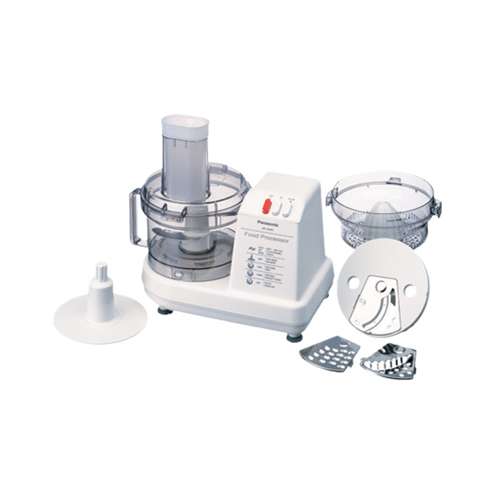 Panasonic 210-230W 6 in 1 Food Processor in White
