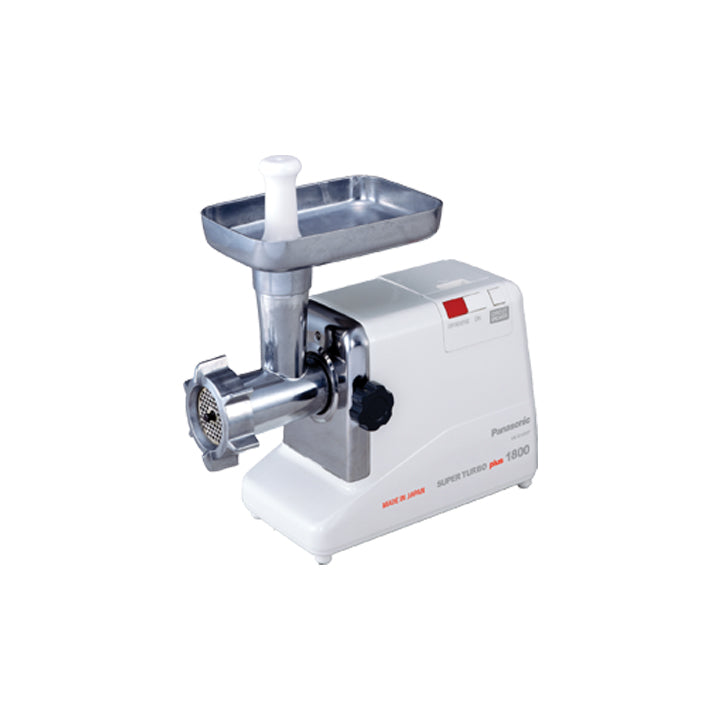Panasonic 1800W Meat Grinder in White