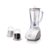 Panasonic 1 Speed 1.0L Blender for Blending and Grinding in White