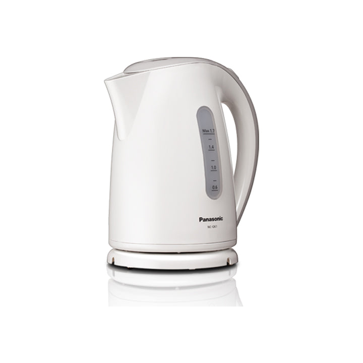 Panasonic 1.7L Kettle in White