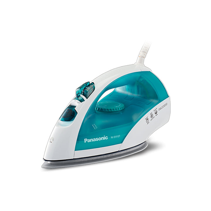 Panasonic 1800W - 2150W Steam Iron in Green