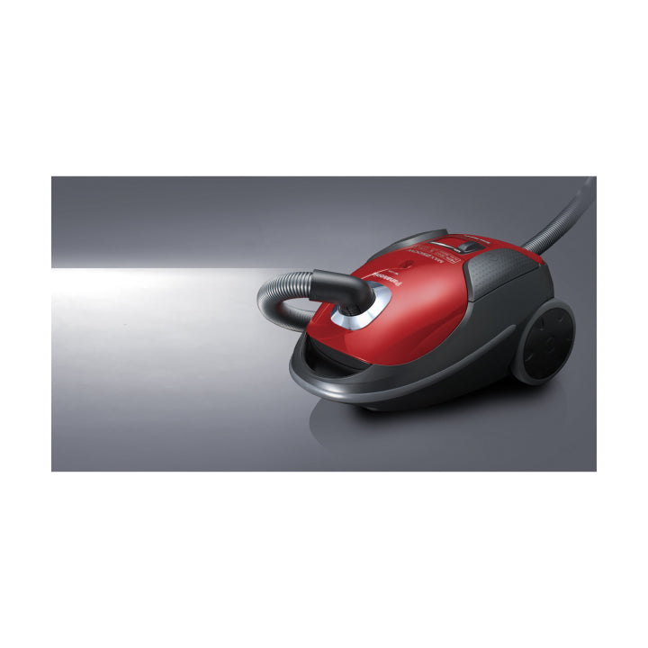 Panasonic 1900W Vacuum Cleaner in Red