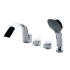 Ideal Standard - Bath mixer - Melange - Bath & shower rim mounted mixer