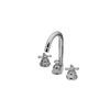 Sink mixer - Azimuth - 3 Hole, sink mixer with high spout with pop-up drain
