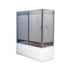 Ideal Standard - Bath enclosure - Tipica - Bathtubs door unit - Half sliding