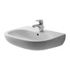 Duravit 'D-Code' 650mm Washbasin