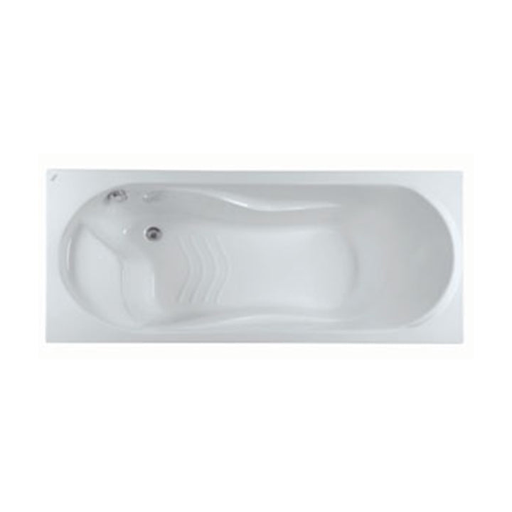 Bathtub - Space - 120 × 70 cm - With seat