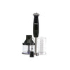 Mienta Hand Blender Full Essentials Black 600W - HB11301B