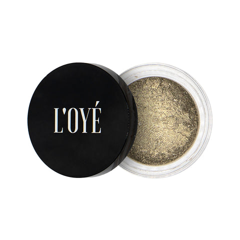 Mineral eyeshadow Glossy Olive | Mineral eyeshadow Glossy Olive