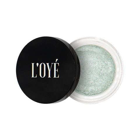 Mineral eyeshadow Mint | Mineral eyeshadow Mint