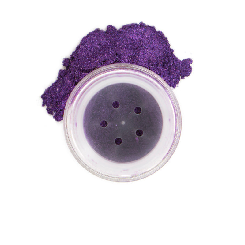 Mineral eyeshadow Purple Dream | Mineral eyeshadow Purple Dream