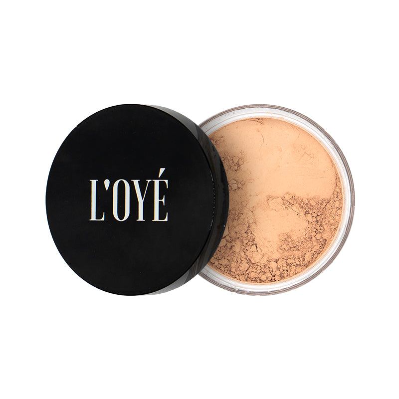 Mineral foundation Caramel (8) | Mineral foundation Caramel (8)